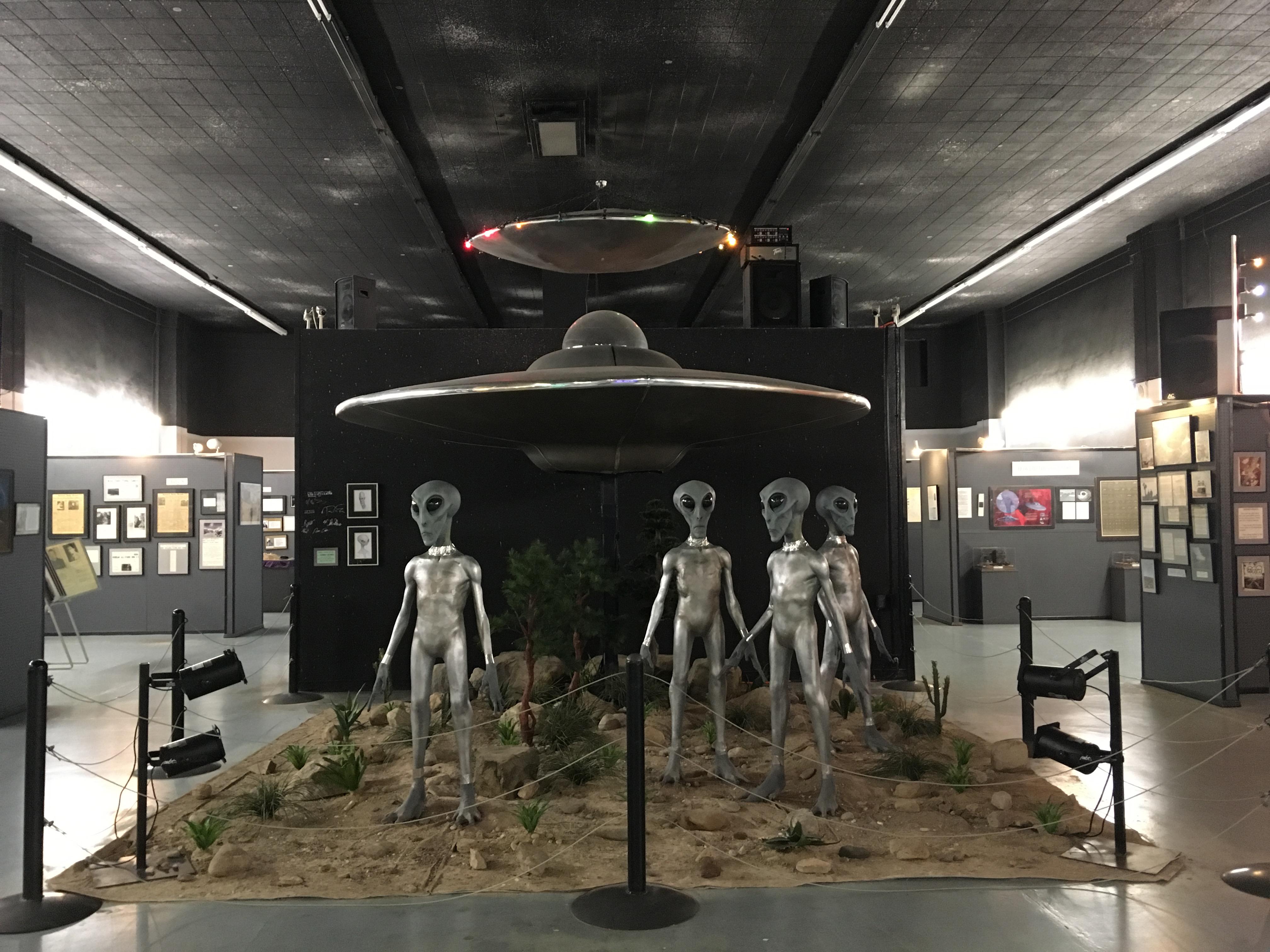 ニューメキシコ旅その2~UFOの町、ロズウェル