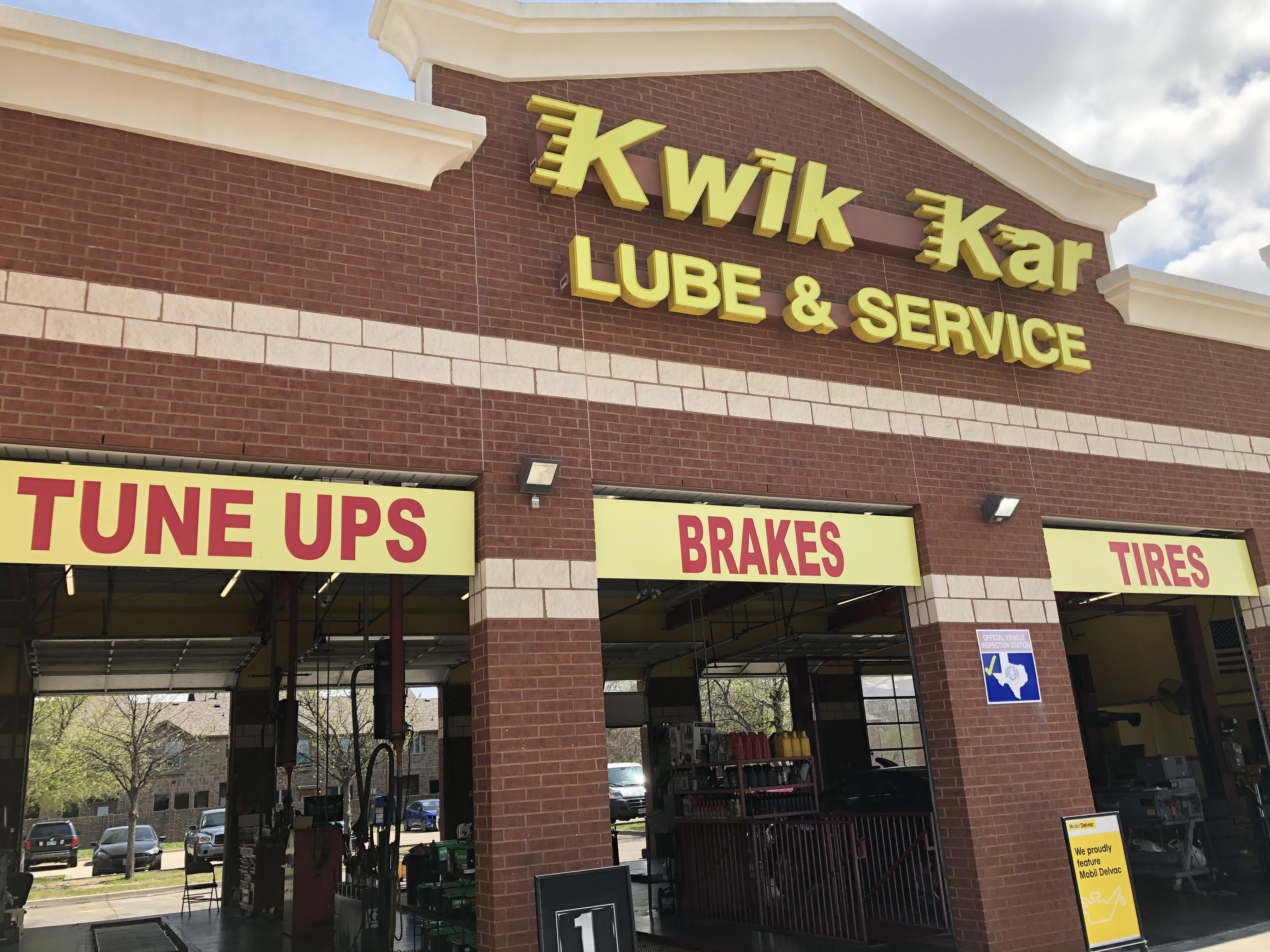 アメリカの車検事情~Kwik Karで格安車検