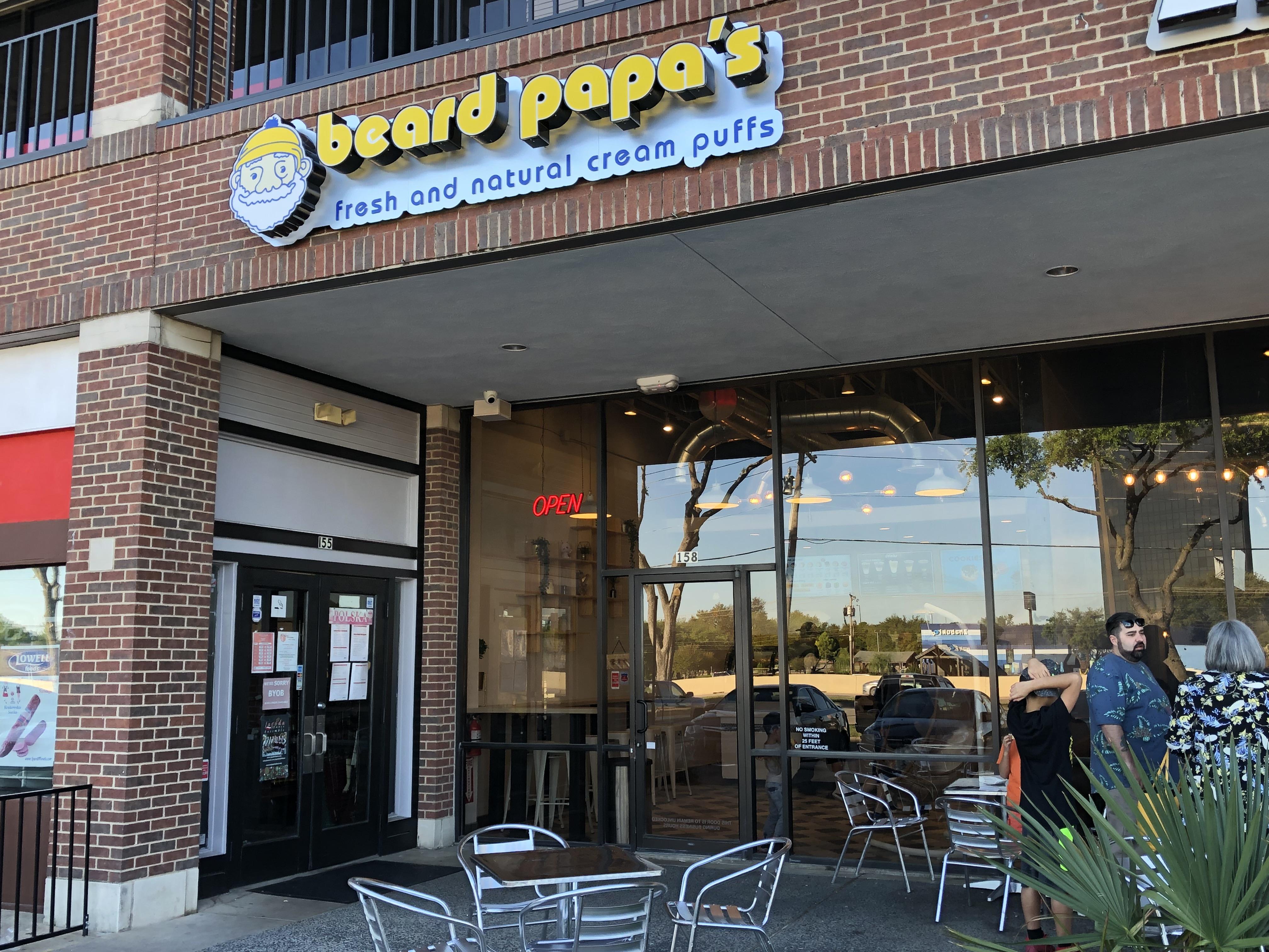 日本のシュークリーム専門店、ビアードパパがテキサスにやってきた