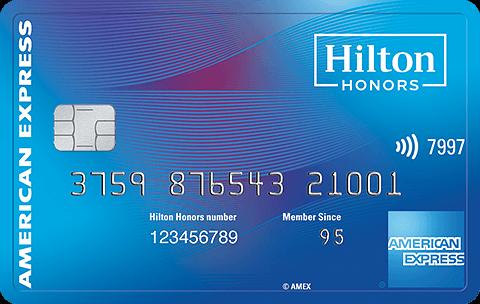 【アメリカ】ヒルトンオーナーズクレジットカードに入会しないと損します【年会費無料】