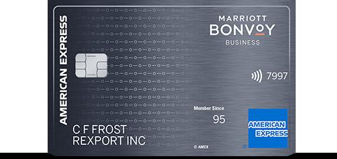 【Marriott】マリオットBonvoyビジネスクレジットカード【個人事業主としてビジネスカードに入会可能】