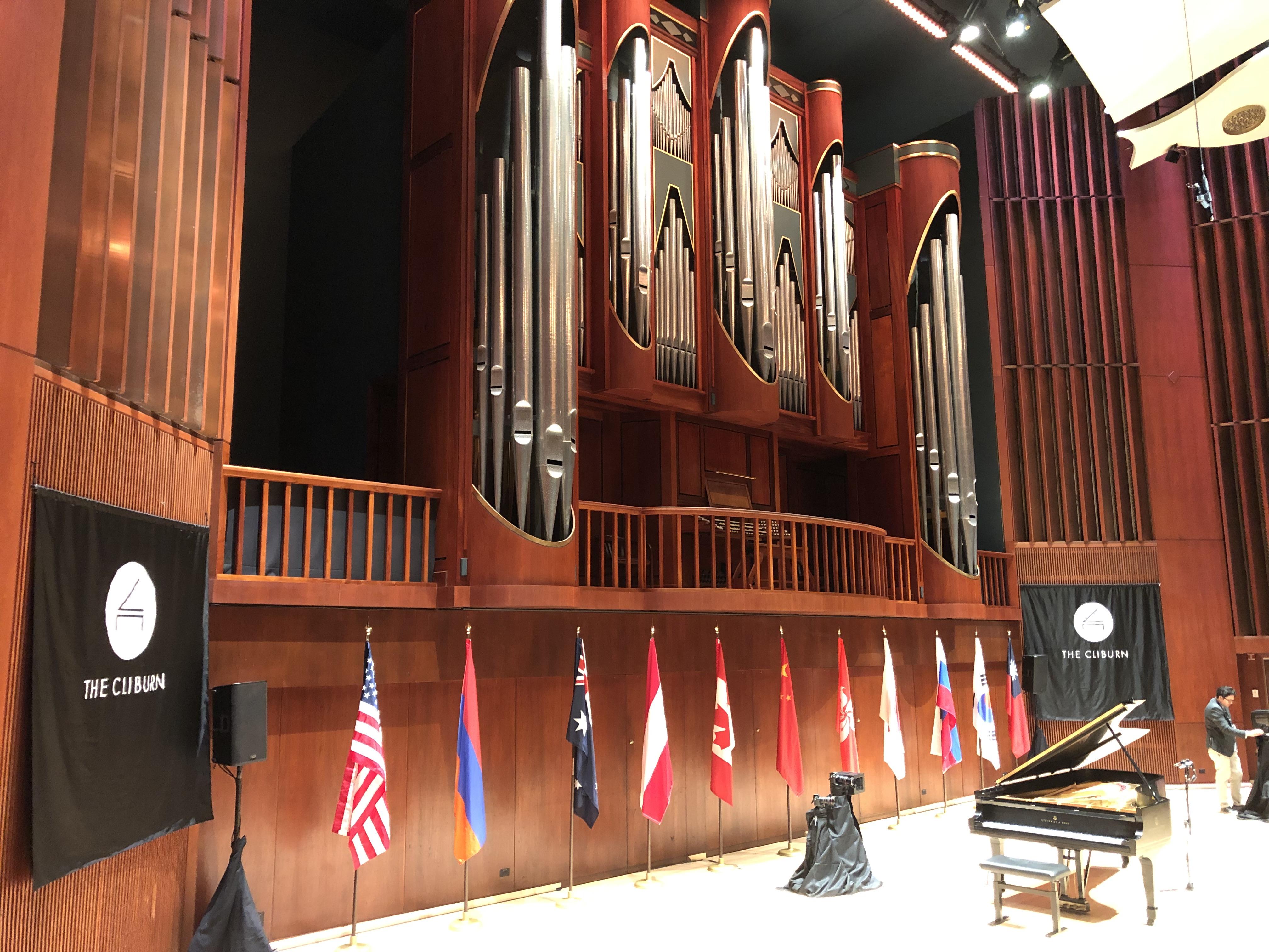 2019クライバーンピアノコンクールJr部門に行ってきた