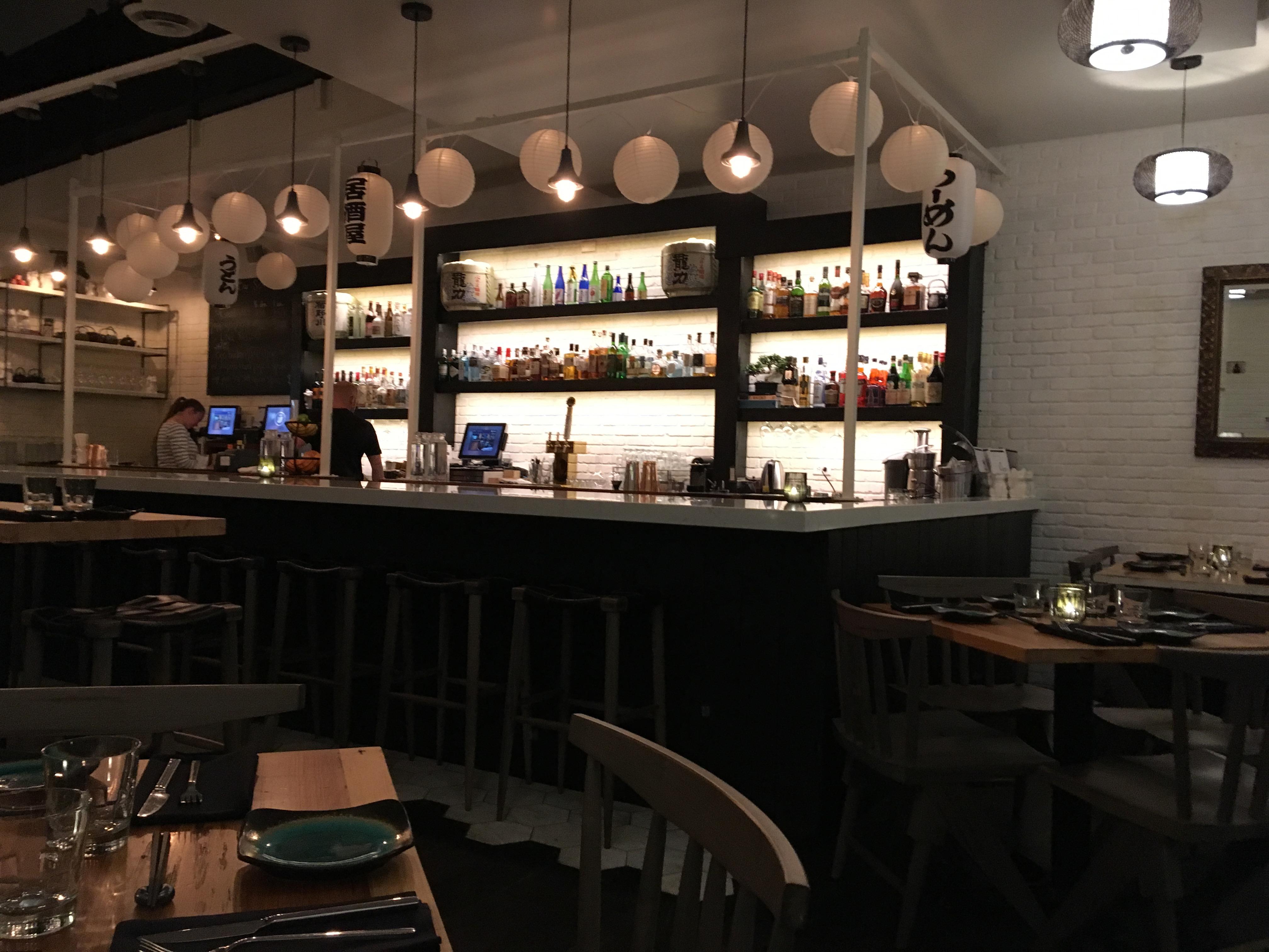 ジャクソンホールの高級日本食居酒屋SUDA【ワイオミング州】