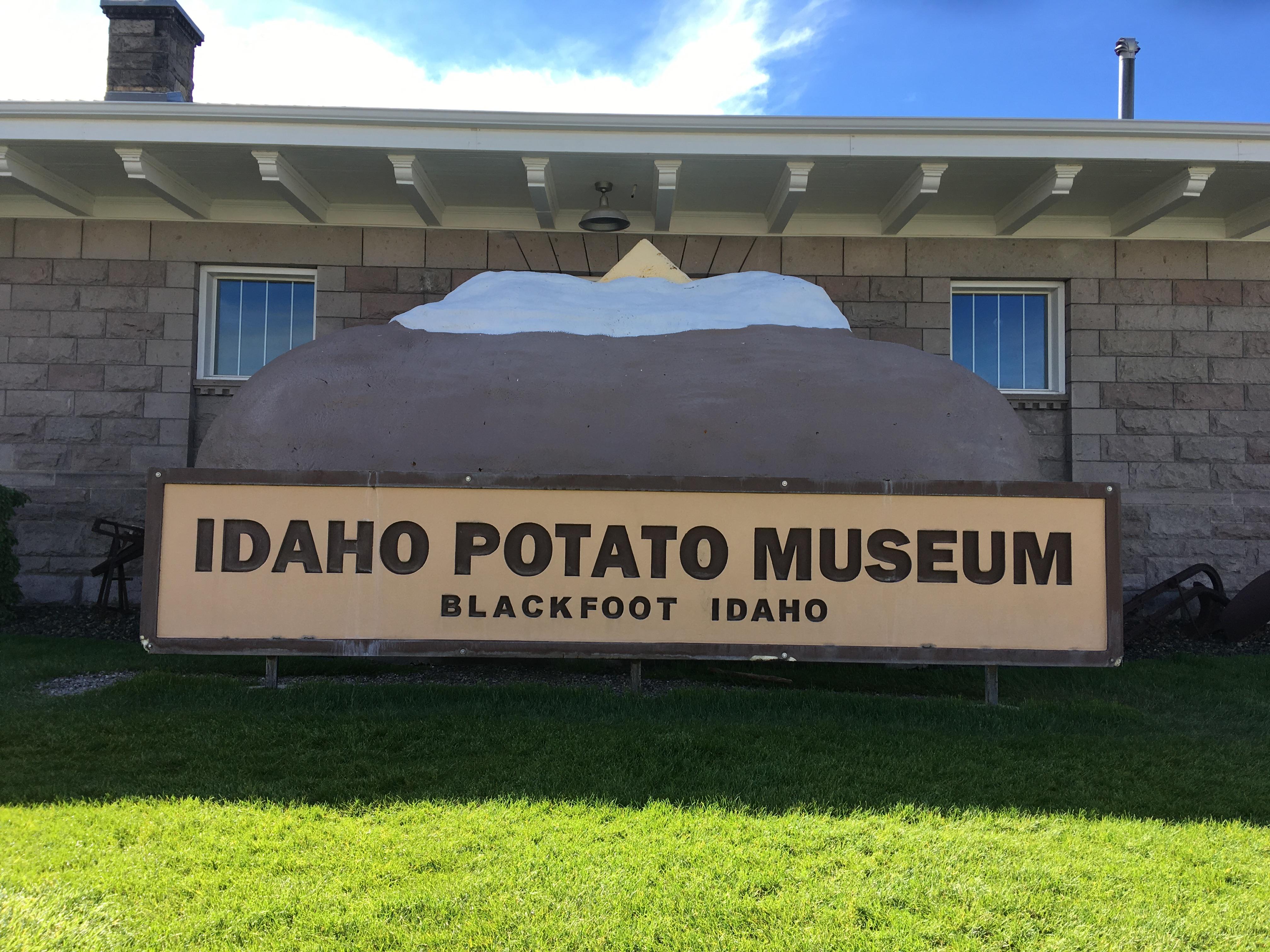 アイダホといえばやっぱりポテト!アイダホポテトミュージアム