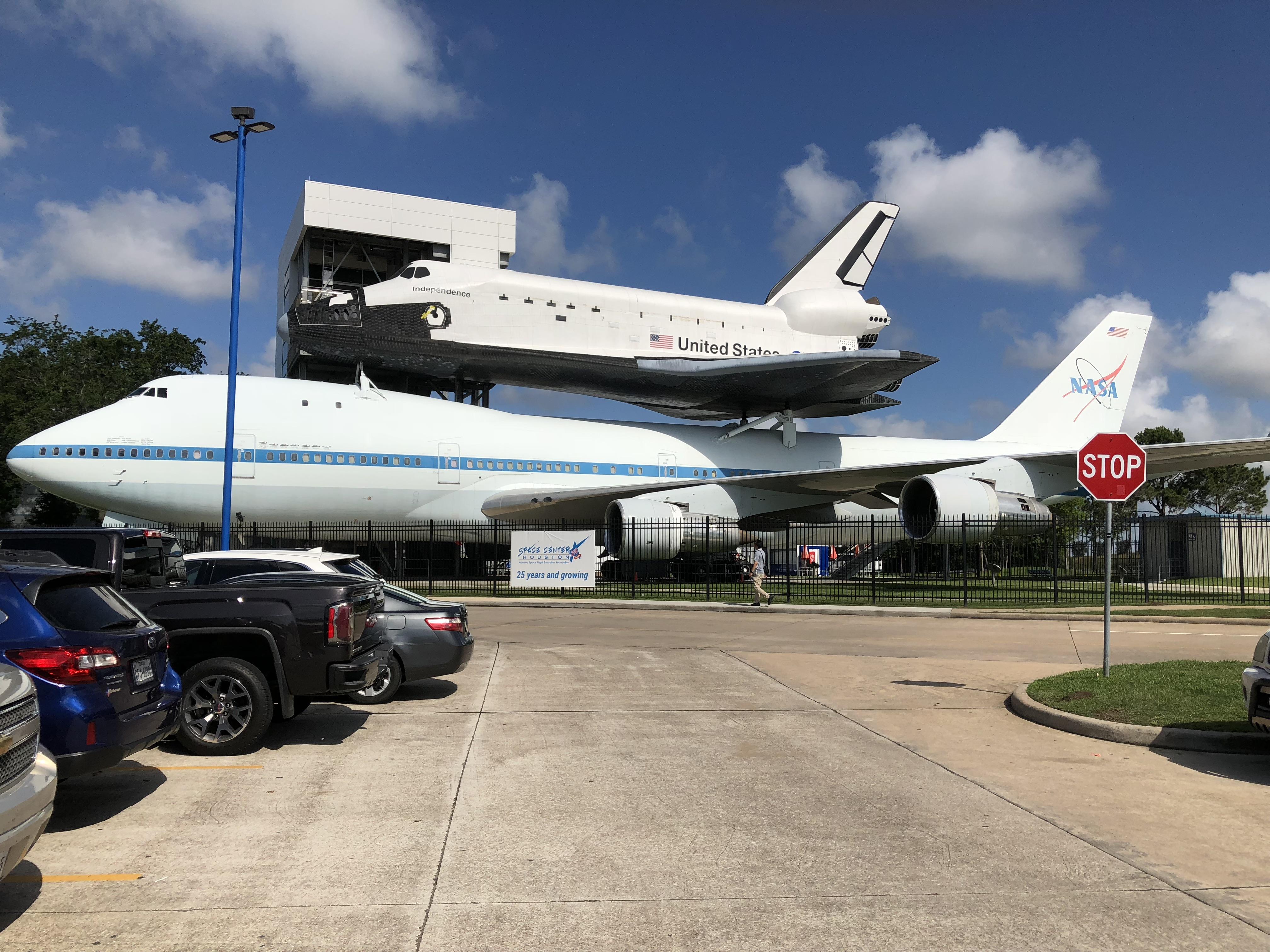 ヒューストンといえばNASA!ジョンソン宇宙センター
