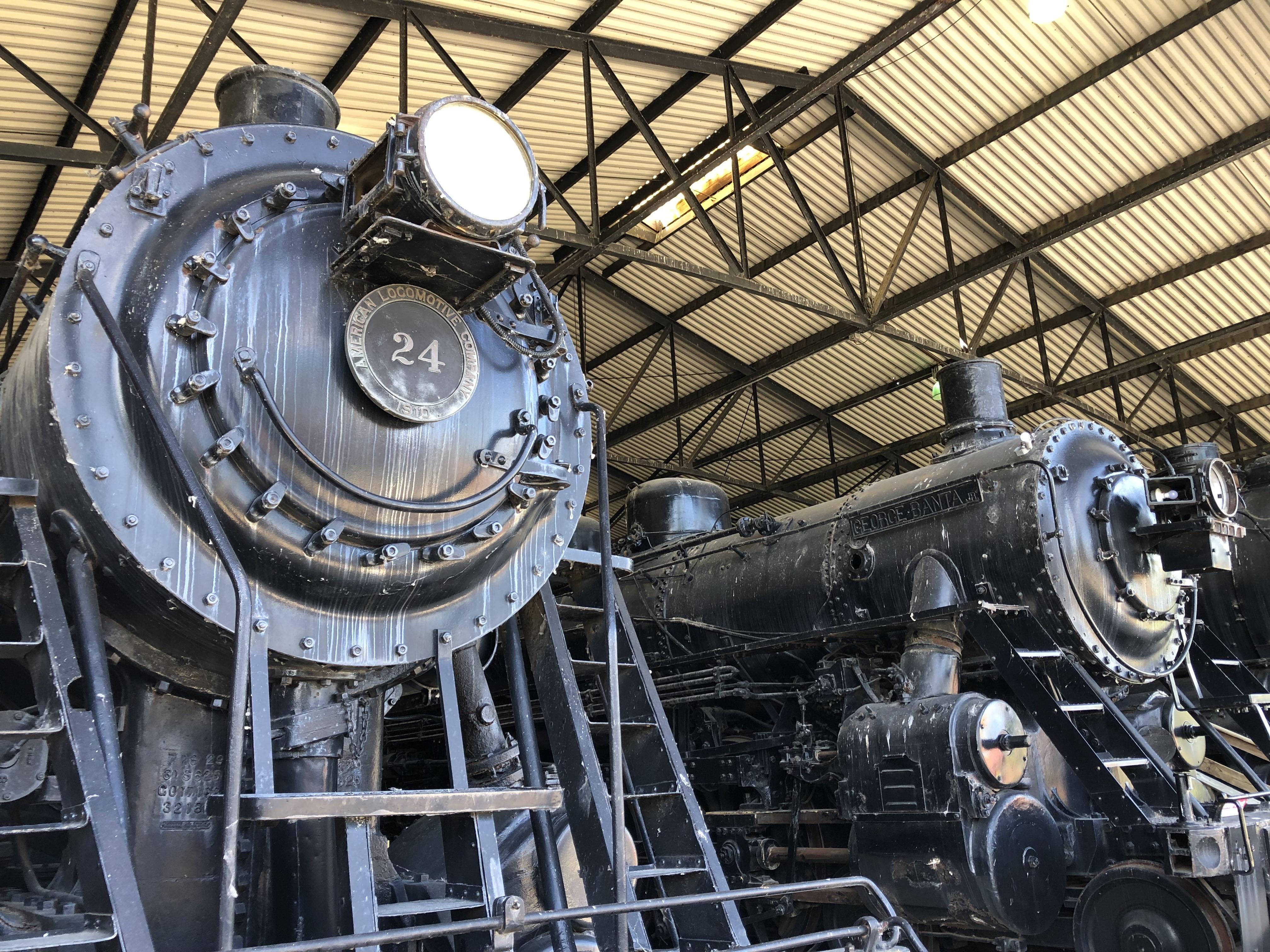 アメリカ国立鉄道博物館【グリーンベイ】