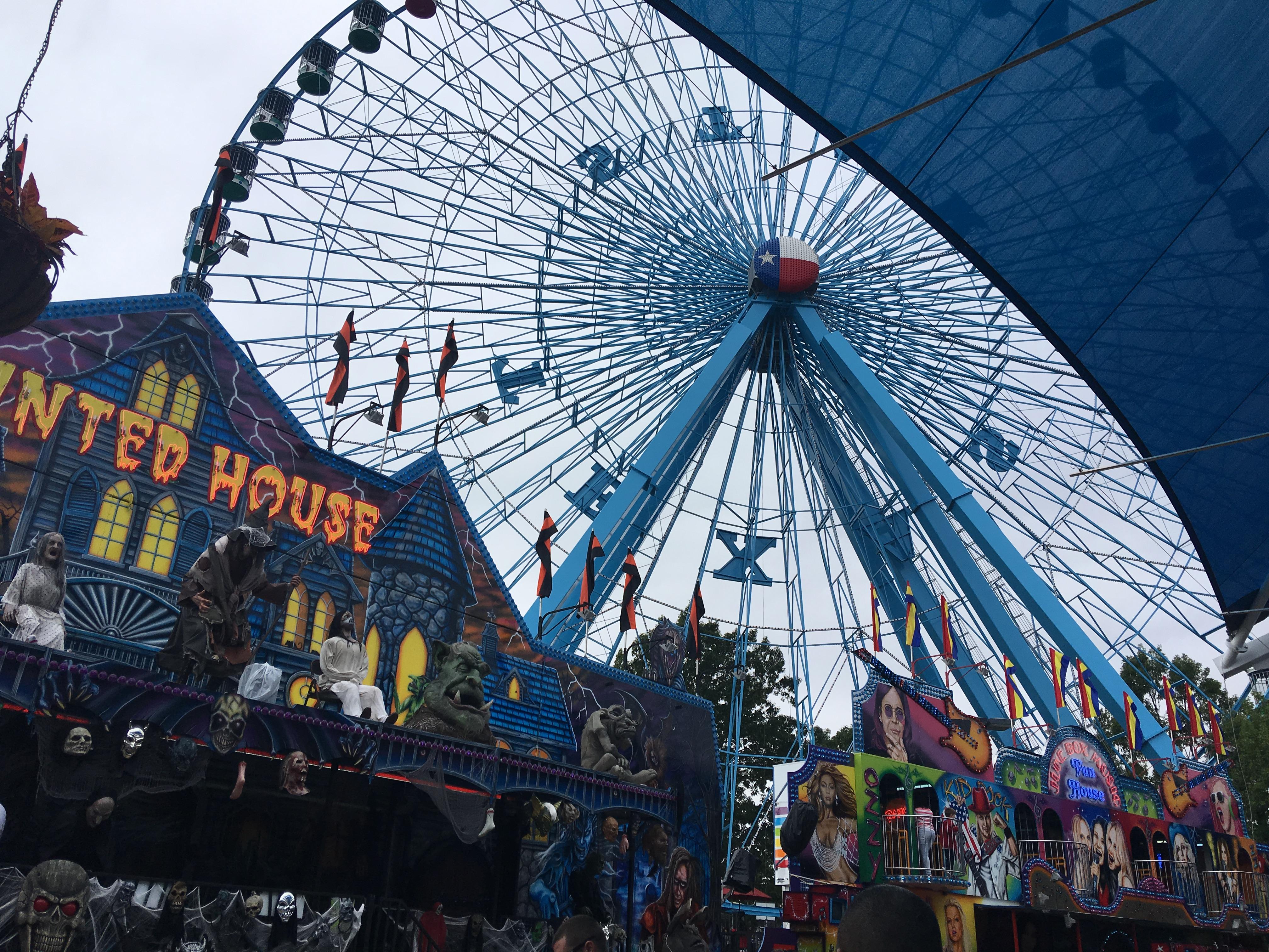 ダラス秋の風物詩!ステートフェアオブテキサス(State Fair of Texas)