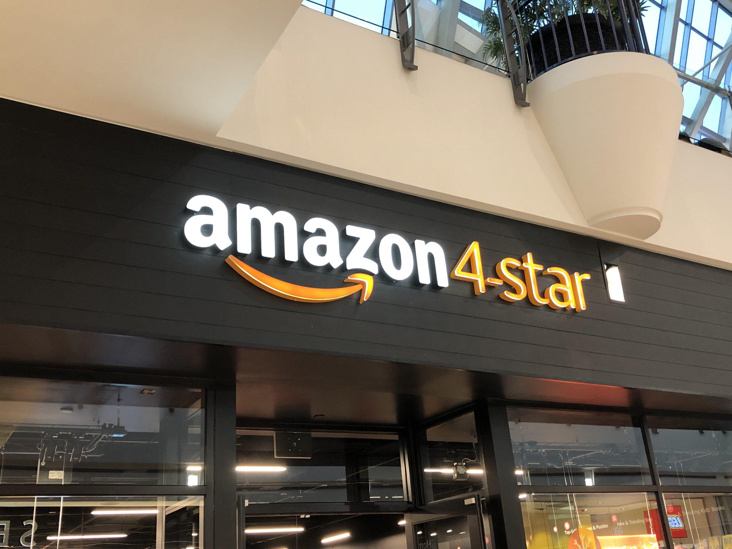 【Frisco】テキサス州初出店!星4つ以上の商品しか置かないアマゾン4スターをオープン(2019年11月)