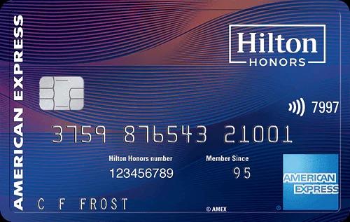 実質無料で最上級のヒルトンダイヤモンドへ!Hilton Aspireクレジットカード【Amex】