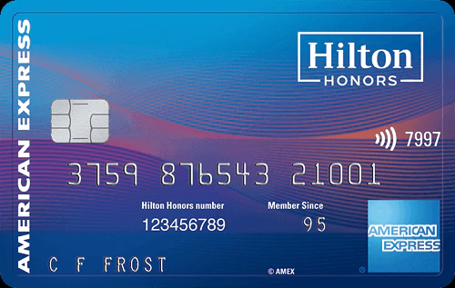 【朝食無料】ヒルトンゴールドになれるHilton Surpassクレジットカードを紹介【Amex】