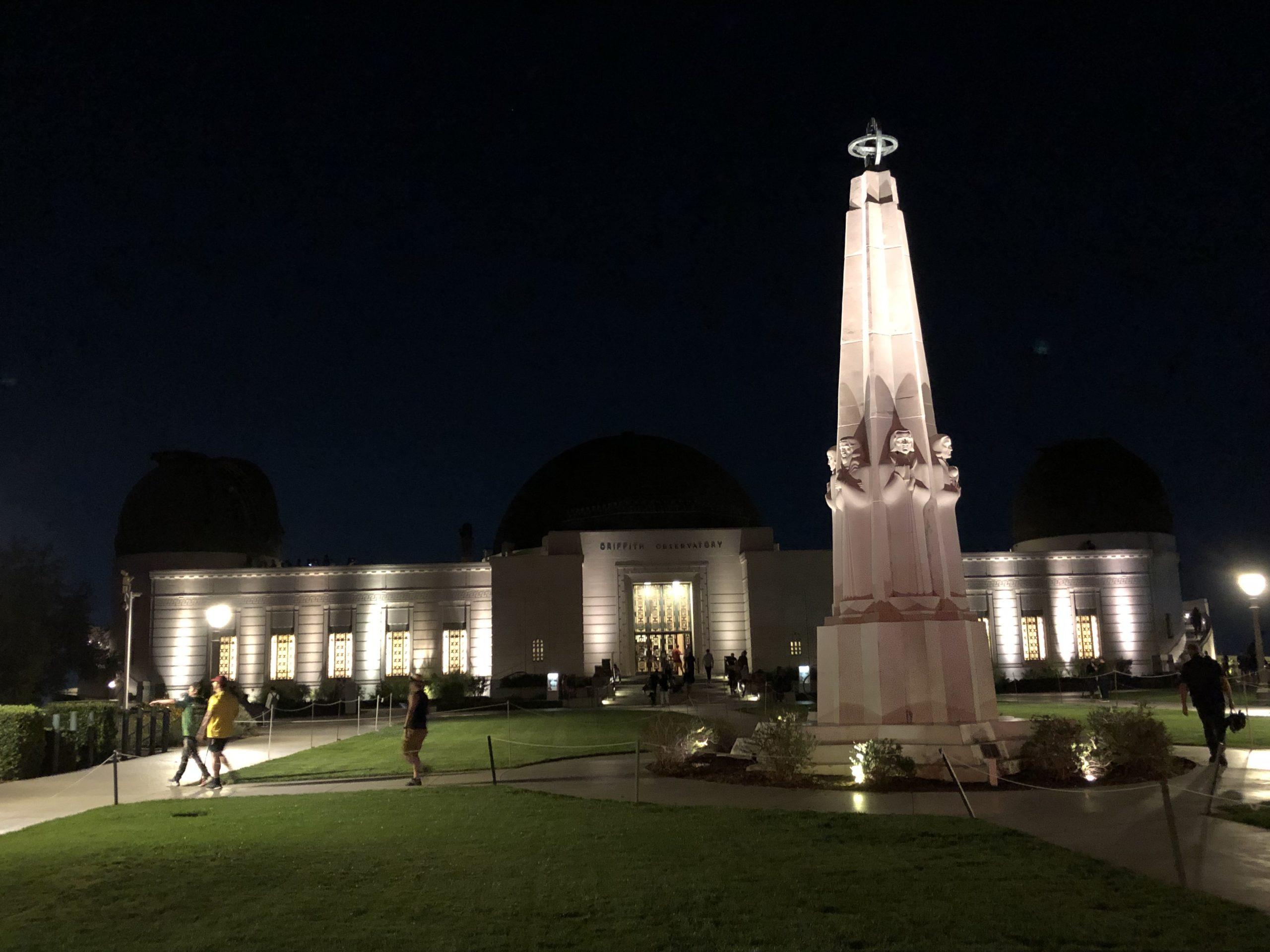 ラ・ラ・ランドも撮影!夜景が最高に綺麗なグリフィス天文台【ロサンゼルス】