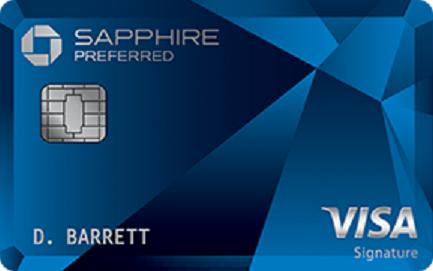 【アメリカ】銀行口座開設なしでも作成可能!Chase Sapphire Preferredクレジットカード