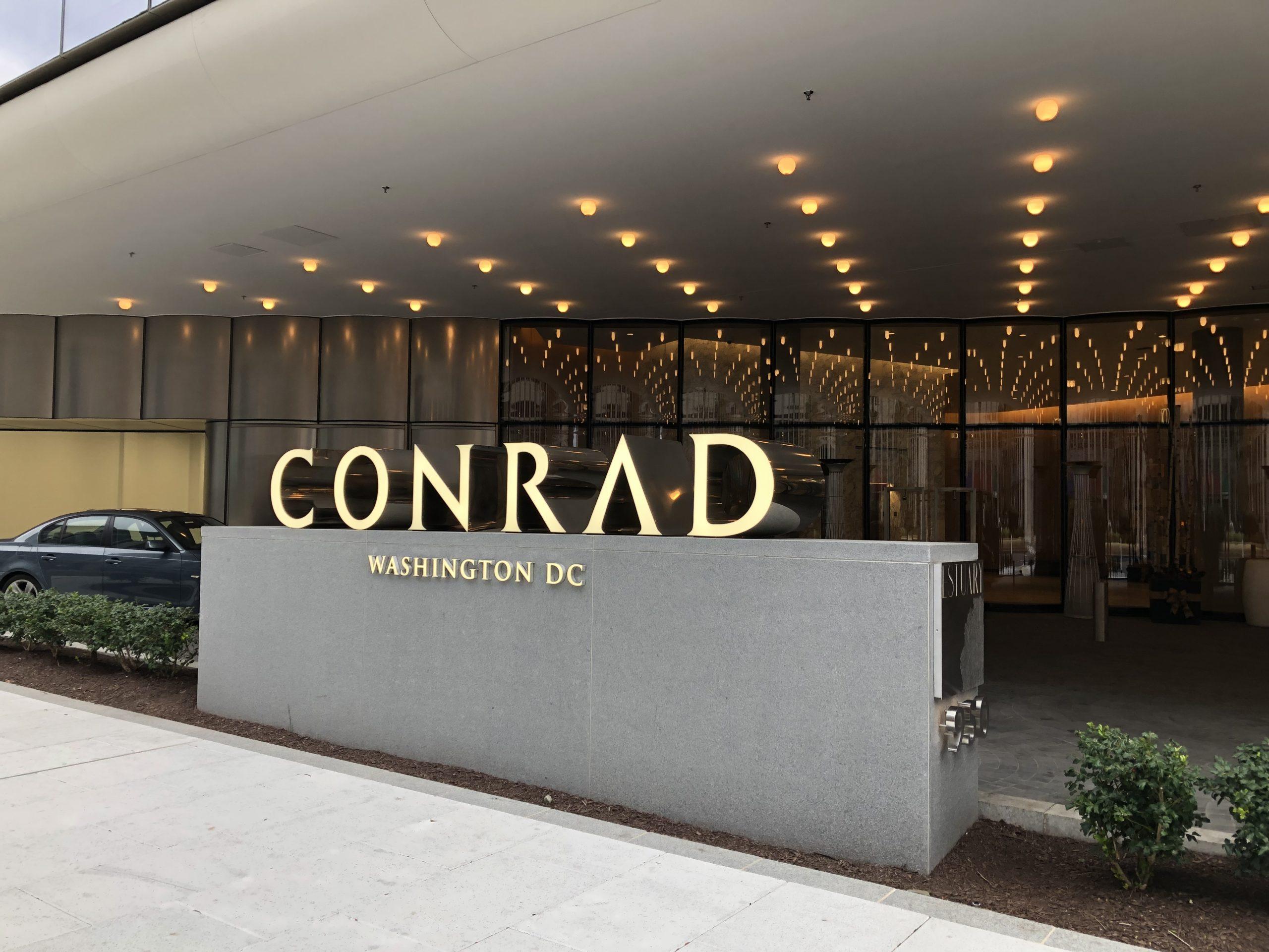 【宿泊レビュー】コンラッドワシントンDC(Conrad Washington, DC)【ヒルトンホテル】