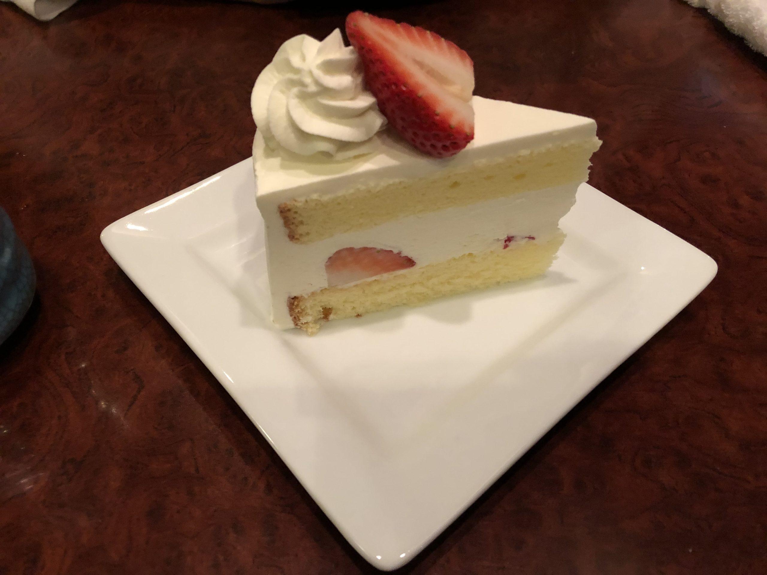 【日本食】ショートケーキが美味しいSushi Robata【ダラス】