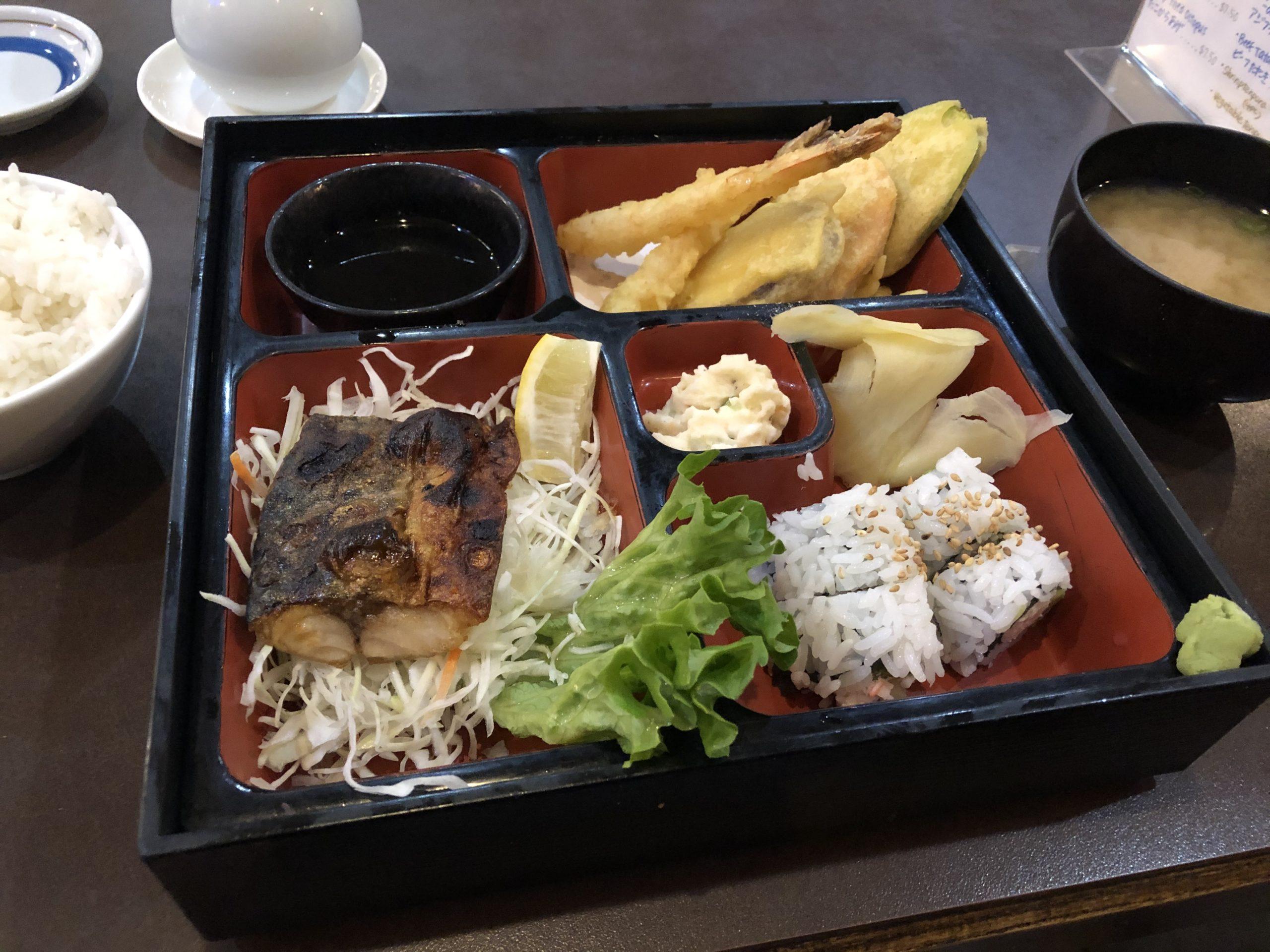 【日本食】Hanaki Japanese Cuisine【アービング】