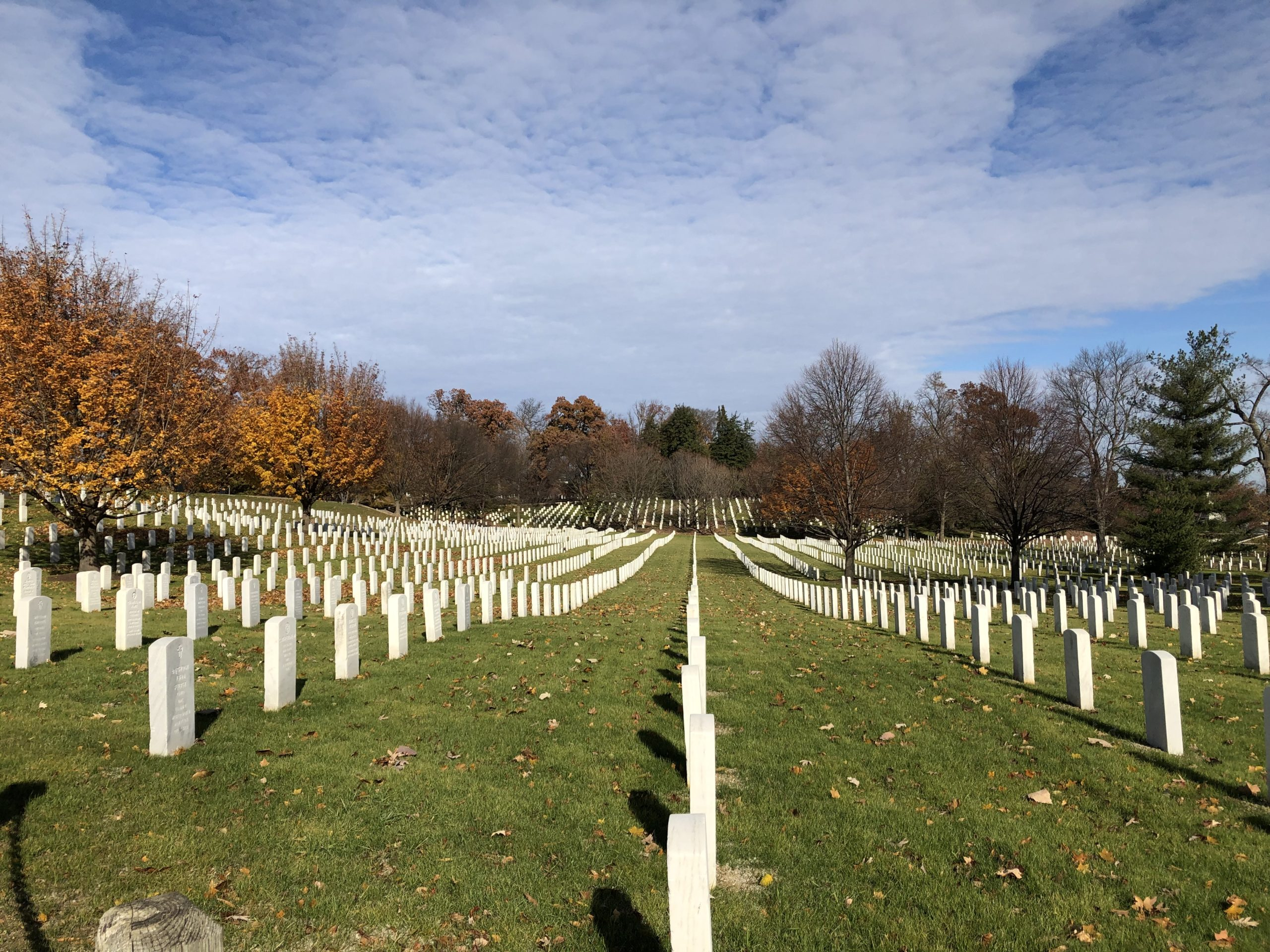 アメリカで一番有名な墓地のアーリントン国立墓地【ワシントンDC】