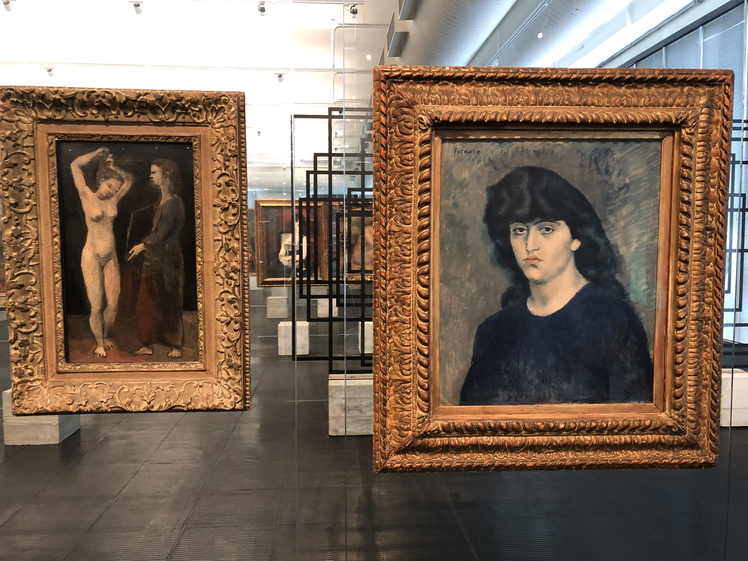 サンパウロ美術館の展示作品と入場料【ピカソやモネなど有名画家多数】