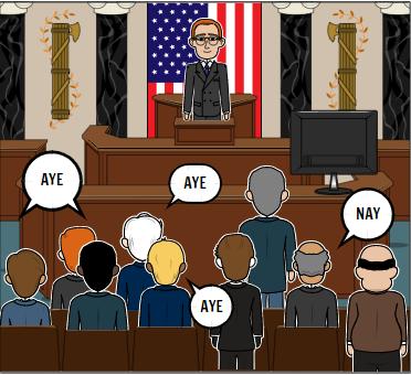 発声投票とは英語でなんて言う?【Voice Vote】