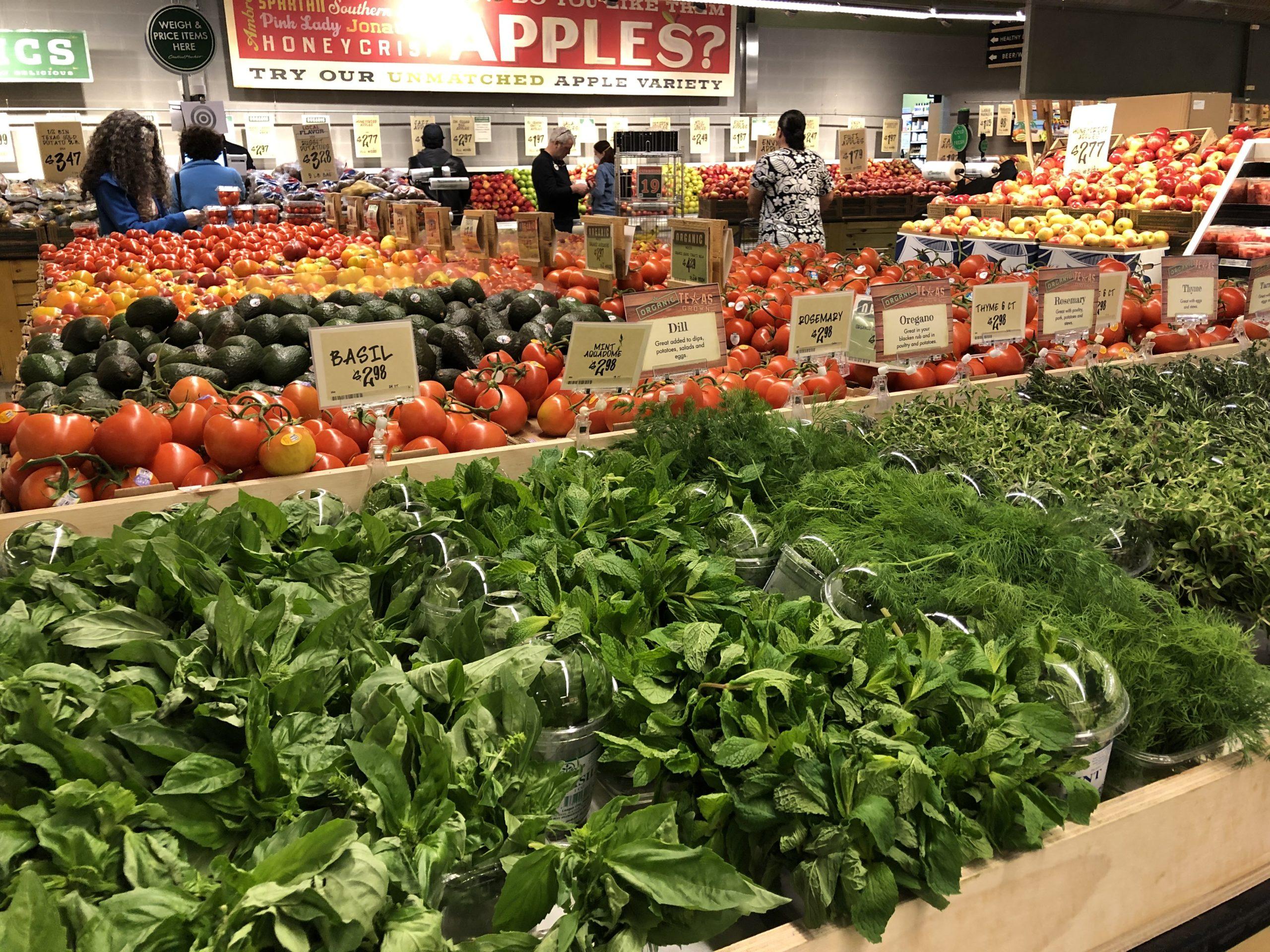 【テキサス】セントラルマーケット【プレイノの高級スーパー】