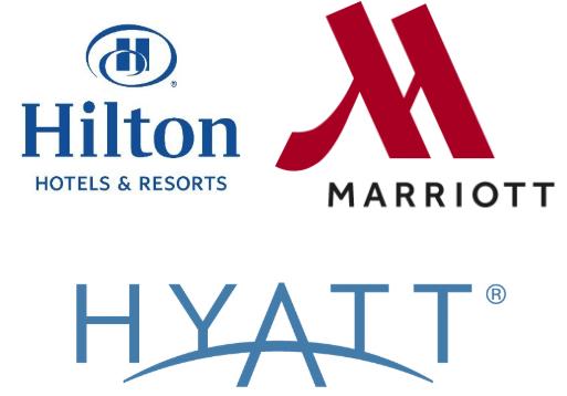【2020年最新】ヒルトン、マリオット、ハイアットのホテルポイント有効期限まとめ