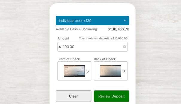 チャールズシュワブの入金方法【アプリ送金が一番簡単】