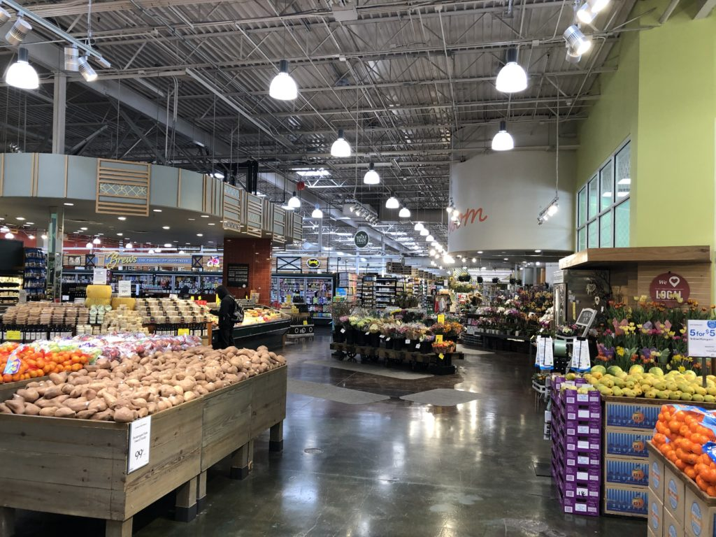 ホールフーズ(Whole Foods Market)