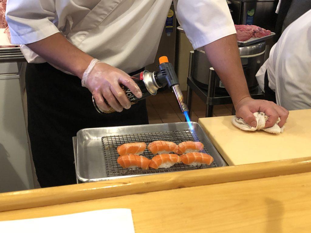 Hatsuyuki Sushi & Handroll bar
