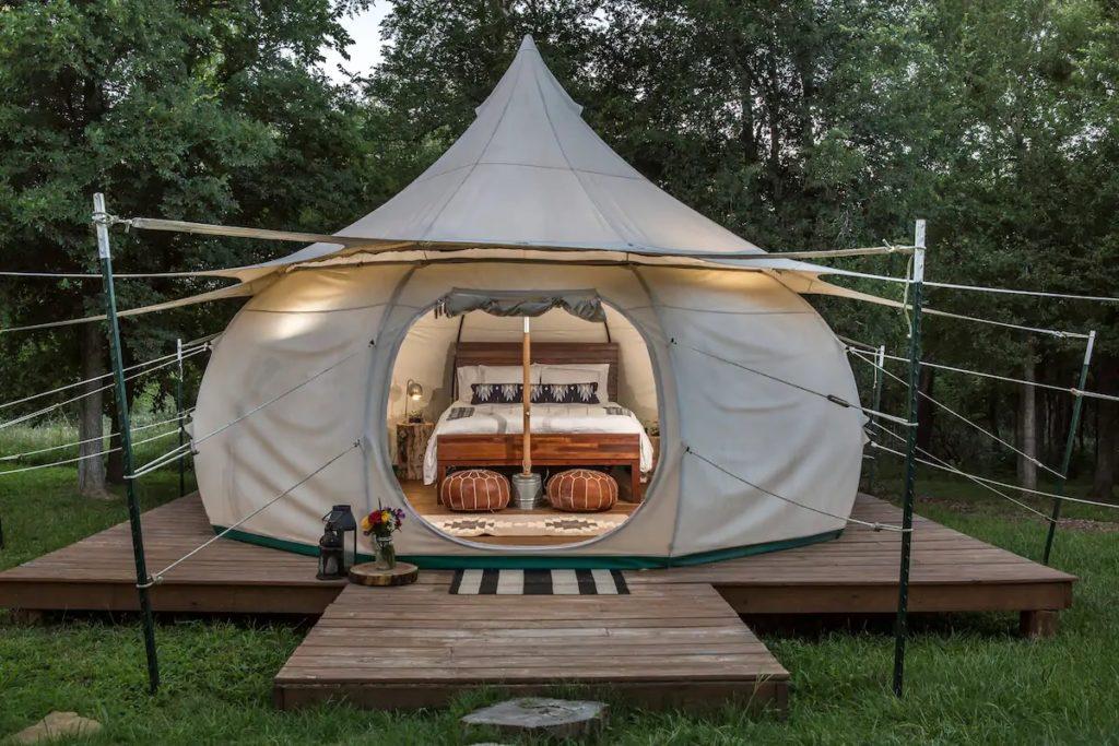 Yurt #1 @ Green Acres