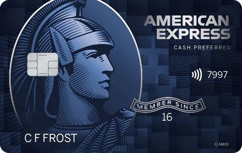 スーパーマーケットで6%キャッシュバック!Blue Cash Preferredクレジットカード【Amex】