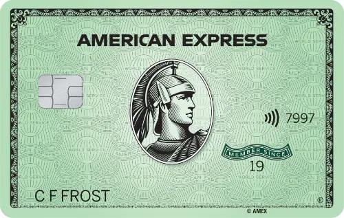 【Amex】アメリカンエキスプレスグリーンカード徹底レビュー【アメリカ】