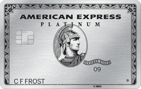 【Amex】アメリカンエキスプレスプラチナカード徹底レビュー【アメリカ】