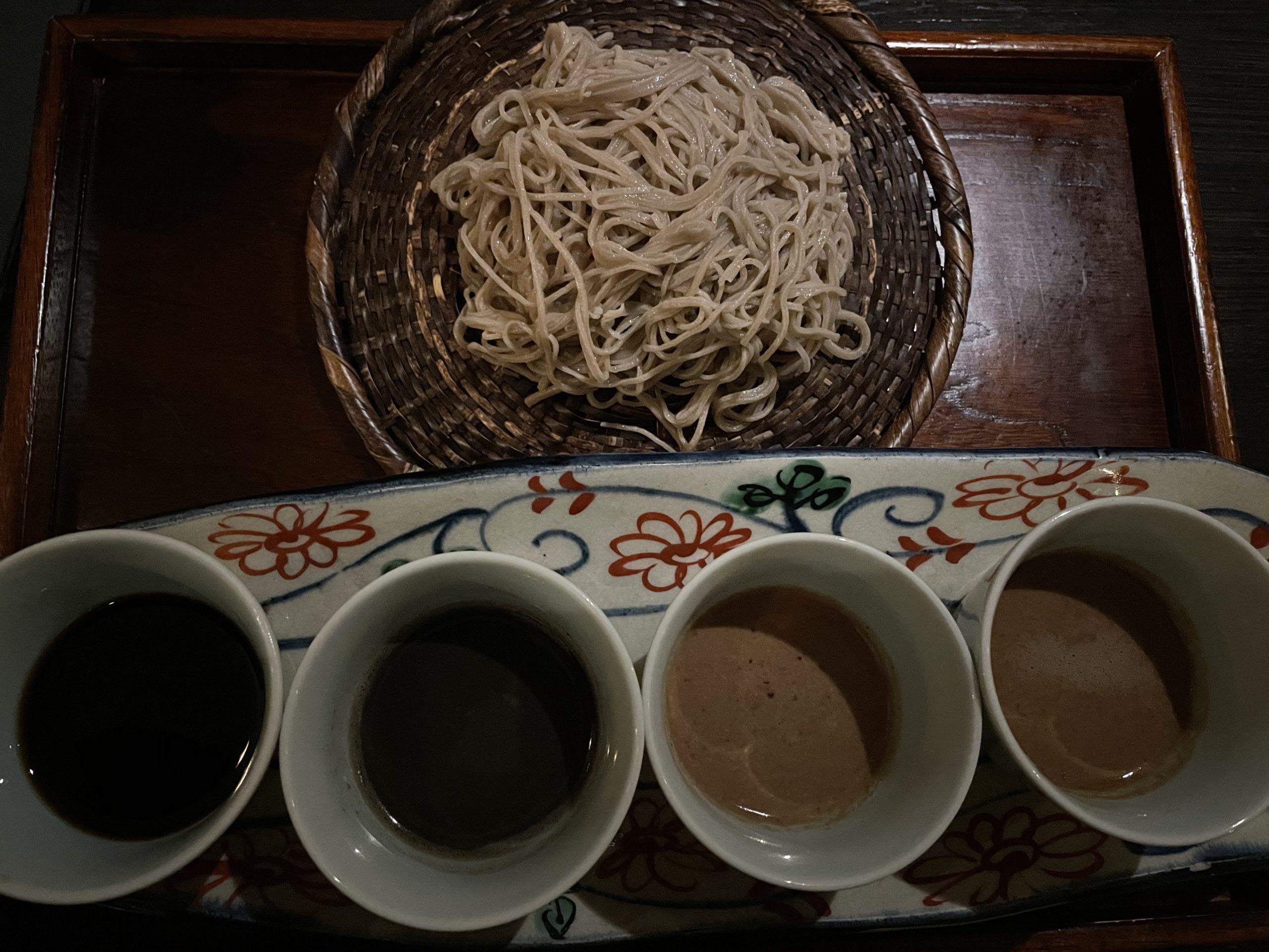【優勝しました】ダラス本格蕎麦の貞庵Tei-An【たかがそばされどそば】