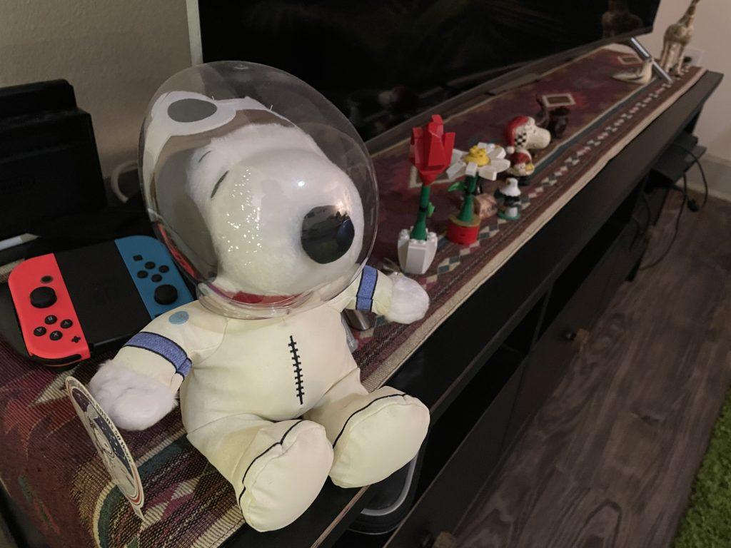 NASAスヌーピーのお土産