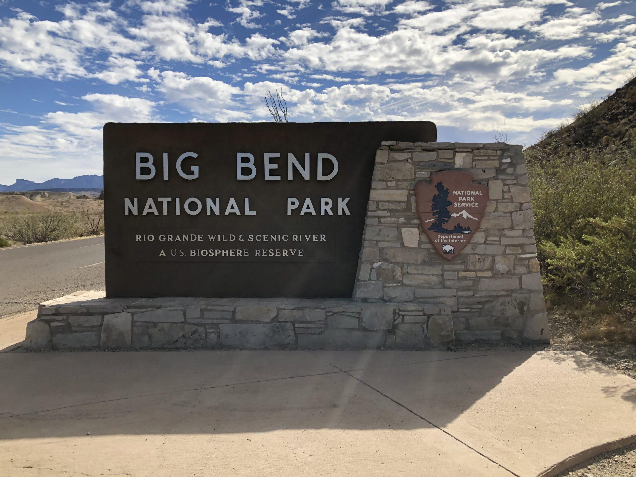 テキサスロードトリップその2~ビッグベンド国立公園