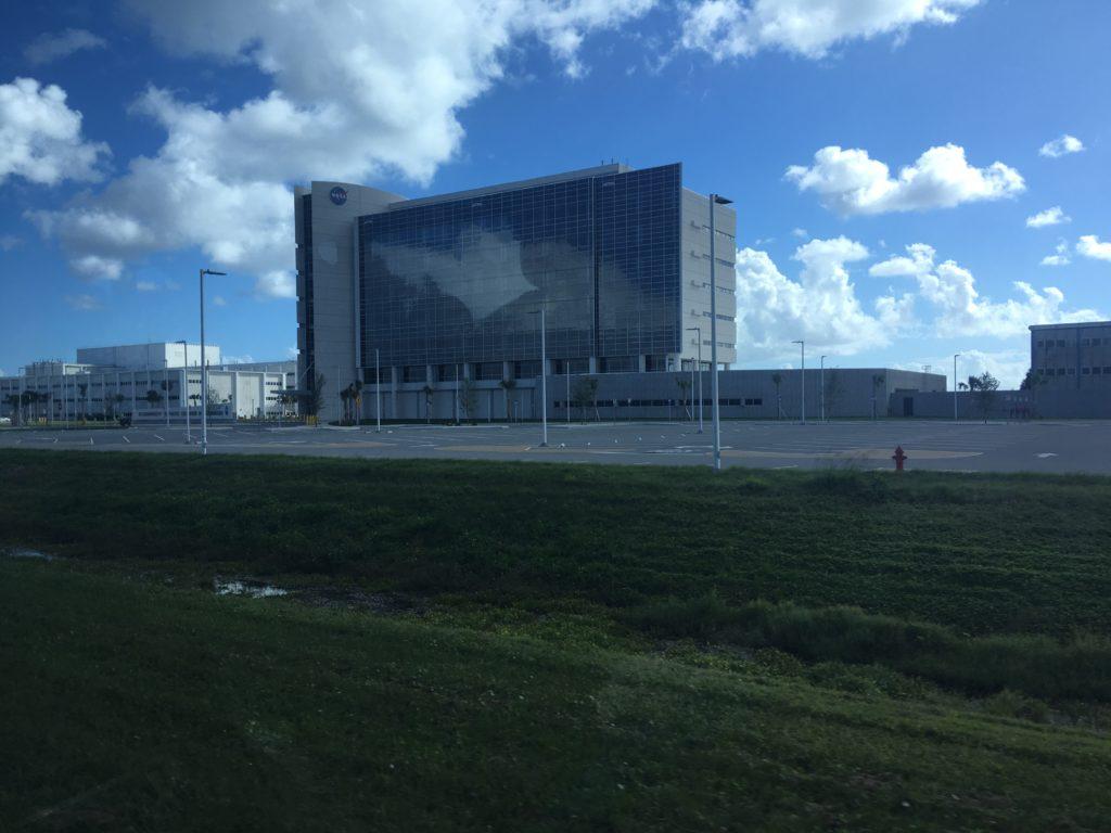 NASAケネディ宇宙センター
