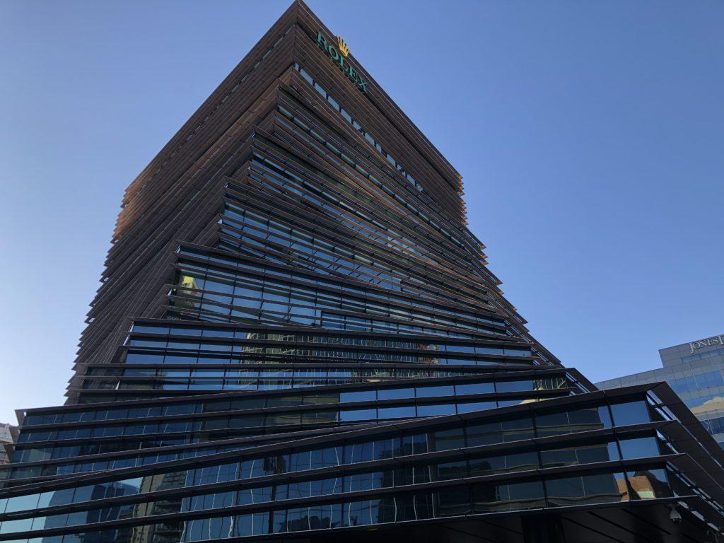 ロレックスタワー