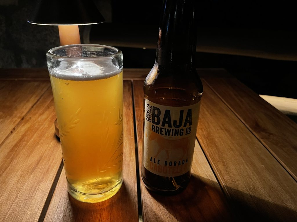 ロスカボスの地ビール