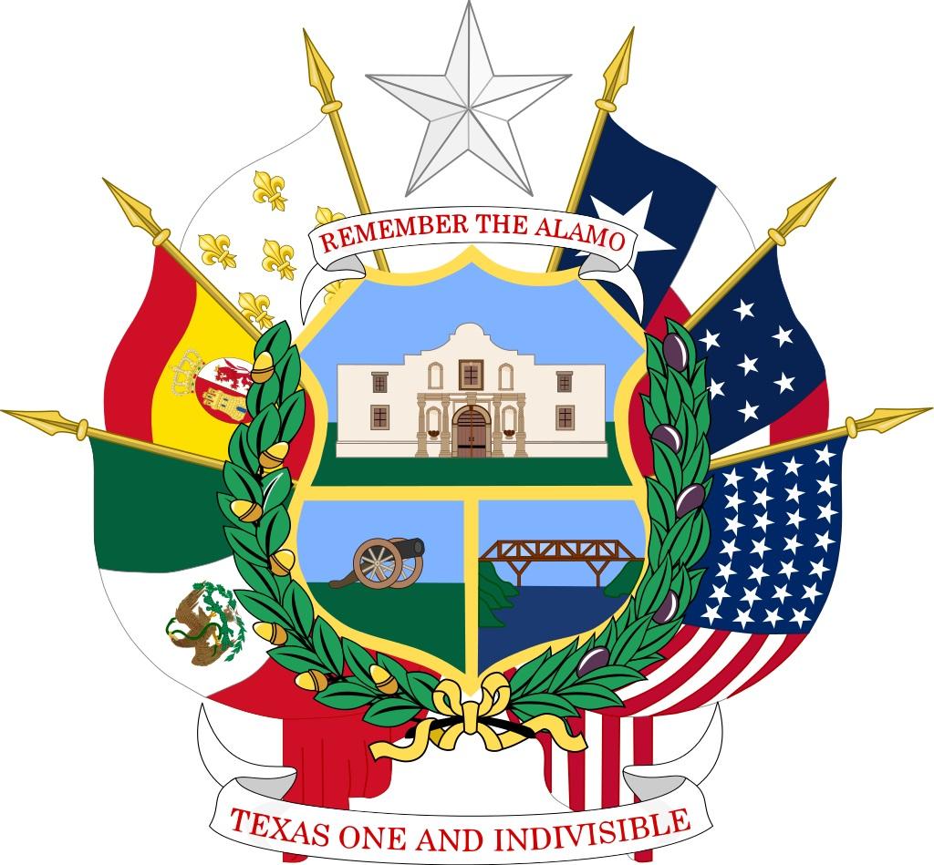 テキサス州章