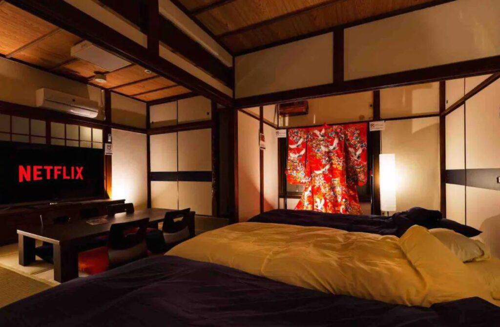 Airbnb(羽田隔離)