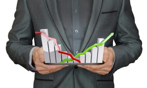ビジネス会計グラフ