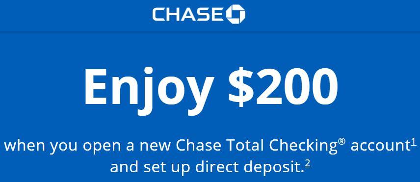 Chase銀行口座を開設して開設ボーナスをもらおう【Chaseクレカも作りやすくなる】
