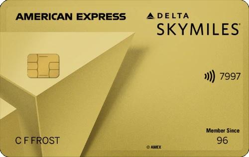 Delta SkyMiles Gold
