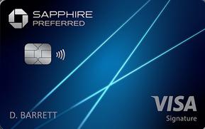 【2021年最新】Chase Sapphire Preferredクレジットカードの新しいポイント特典【さらに貯まりやすくなりました】